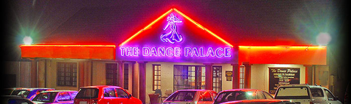 the dance palace building